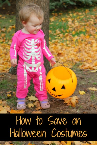 How to Save on Halloween Costumes