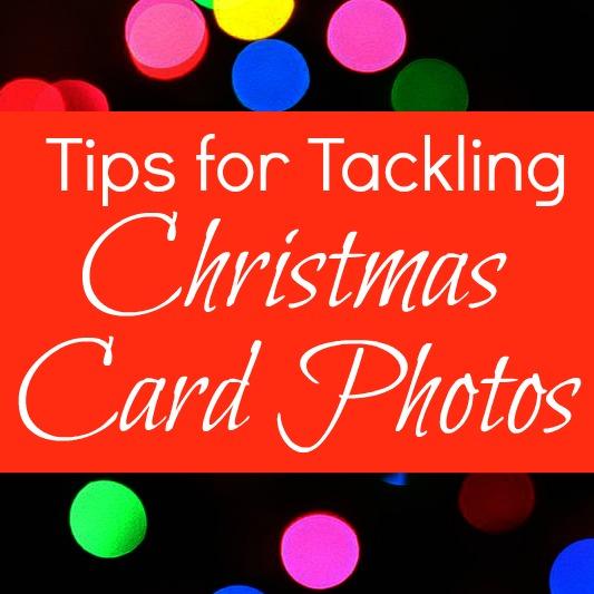 Tips for Tackling Christmas Card Photos