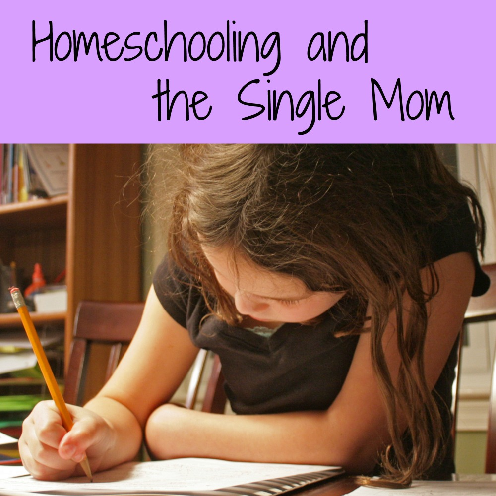 Homeschooling and the Single Mom
