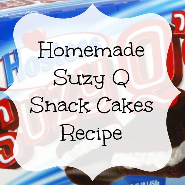 Homemade Suzy Q recipe