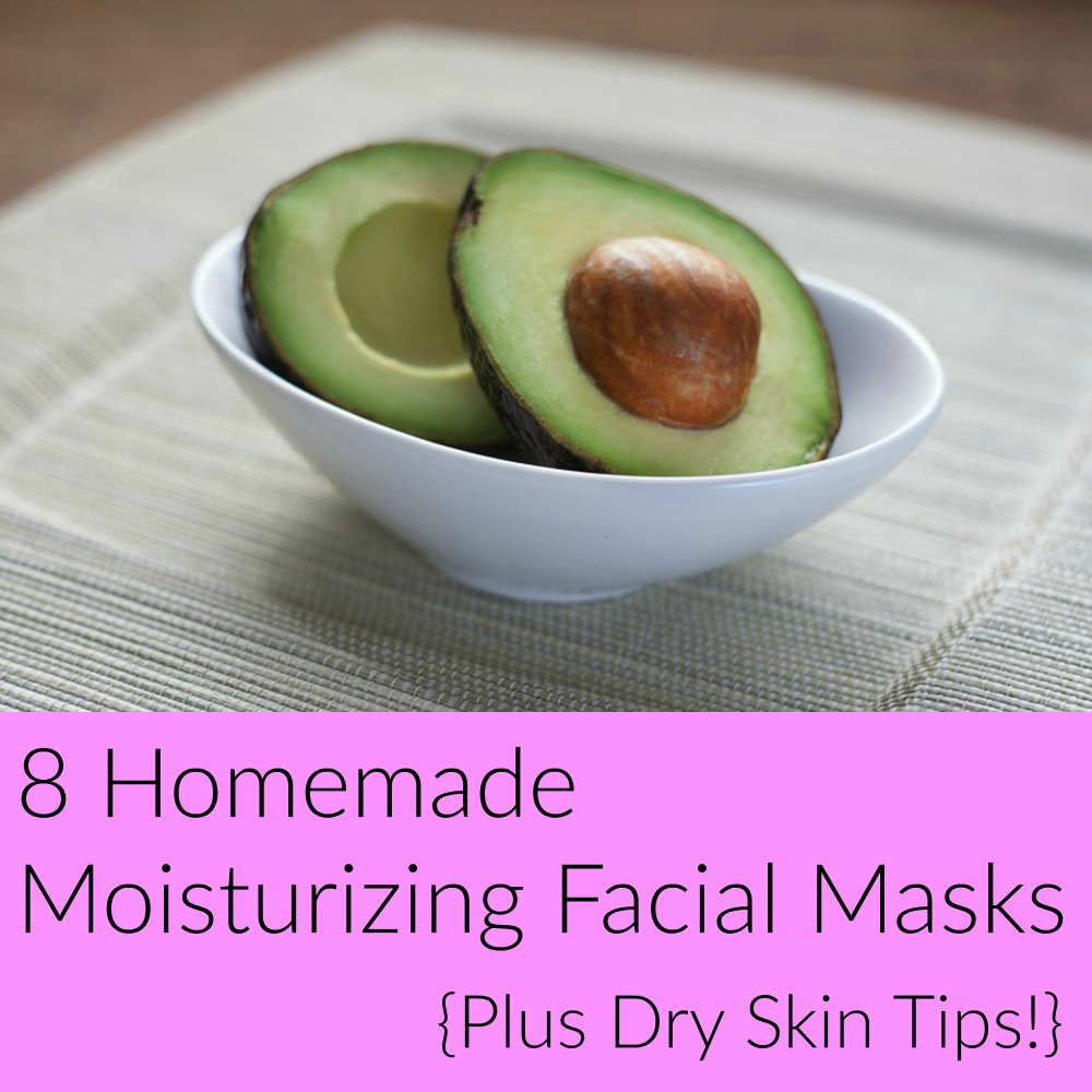 Homemade Facial Moisturizing Masks