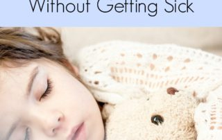 How to Care for Your Kids Without Getting Yourself Sick