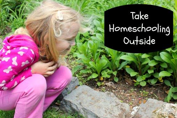 Take Homeschooling Outside
