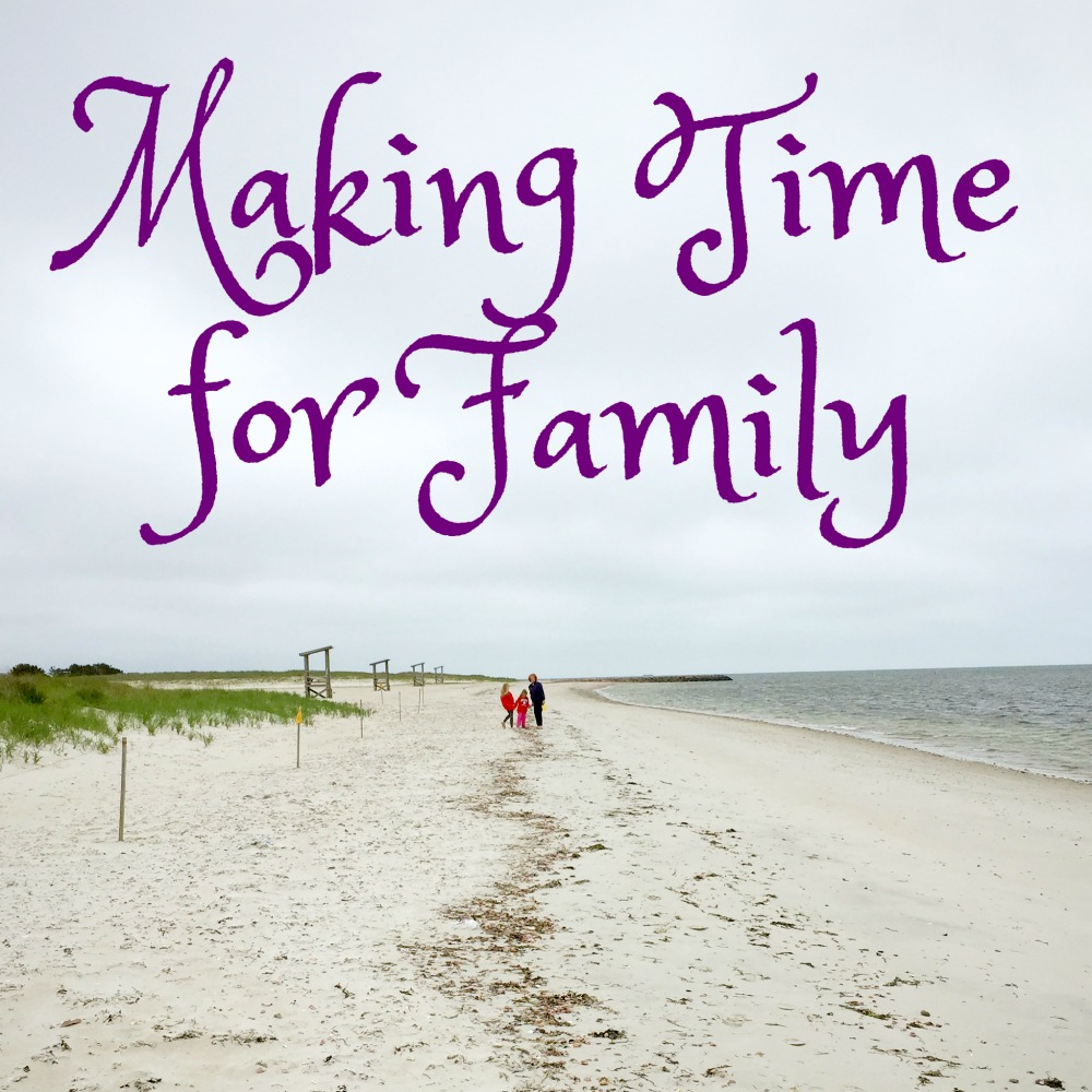 Making Time for Family