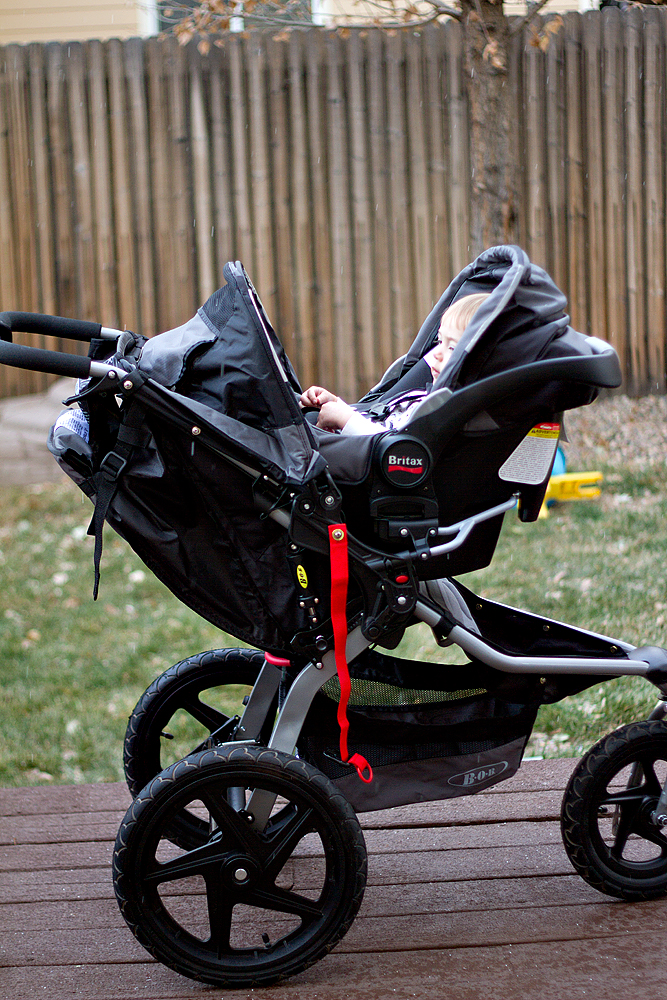 BOB Revolution Stroller Review