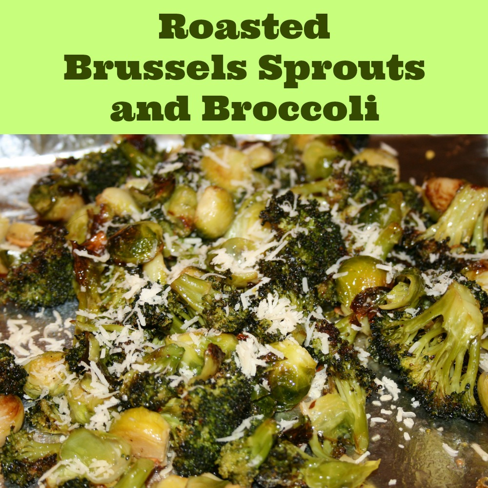 Brussels Sprouts & Broccoli