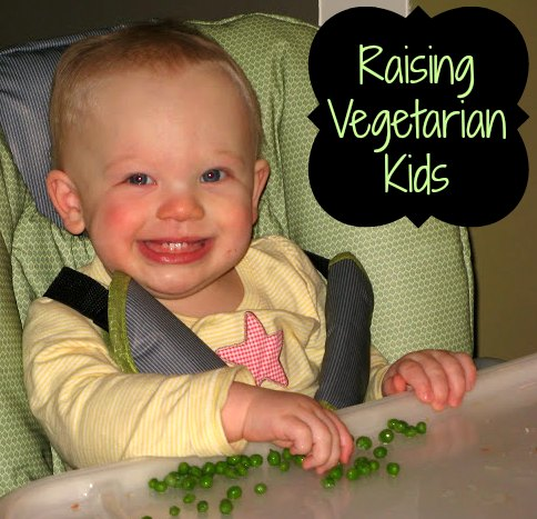 Raising Vegetarian Kids