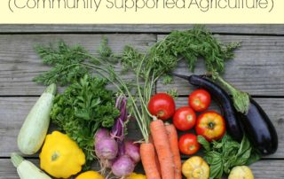 Tips on Joining a CSA