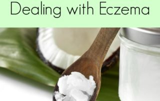 Natural Ways of Dealing with Eczema