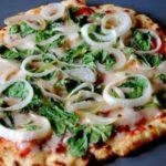 Easy Chicken-Crust Pizza Recipe