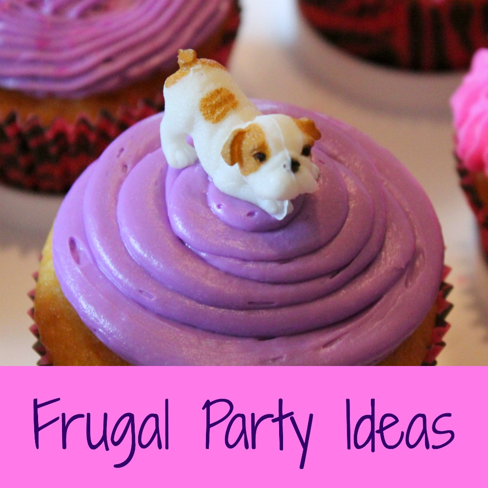 Frugal Party Ideas