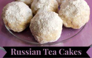 Russian Tea Cakes