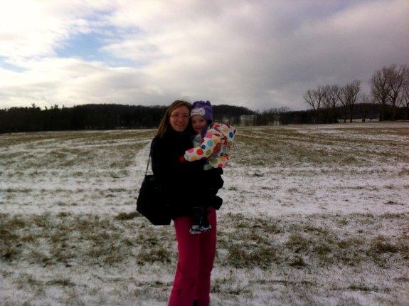 Shelburne Farms winter