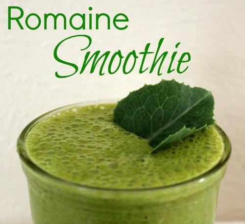 Romaine Smoothie