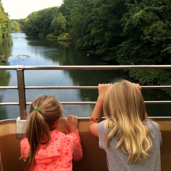 Bronx Zoo Monorail