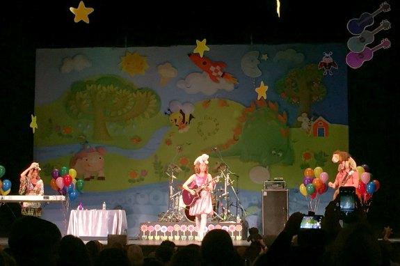 Laurie Berkner Band Concert