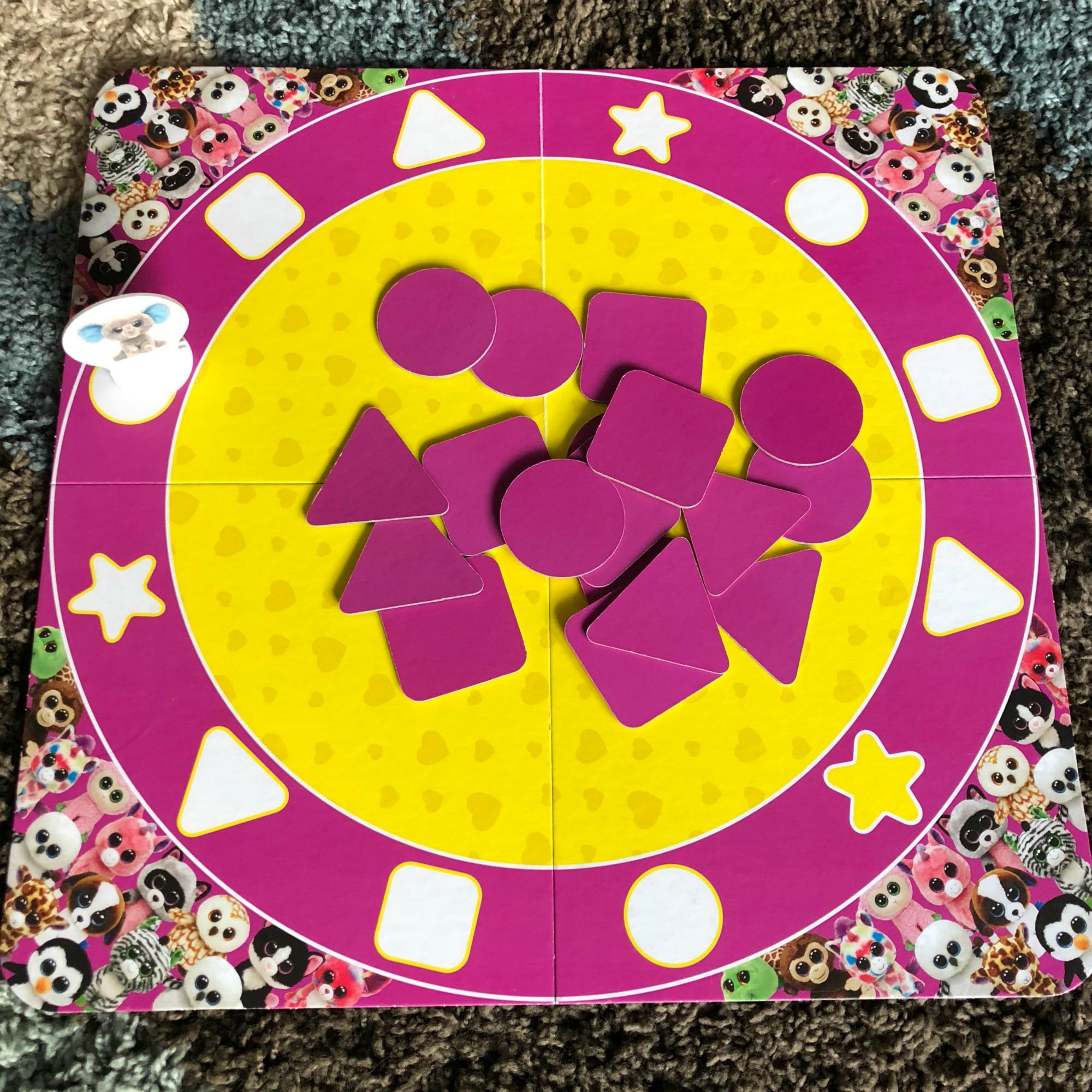 Beanie Boo Board Game