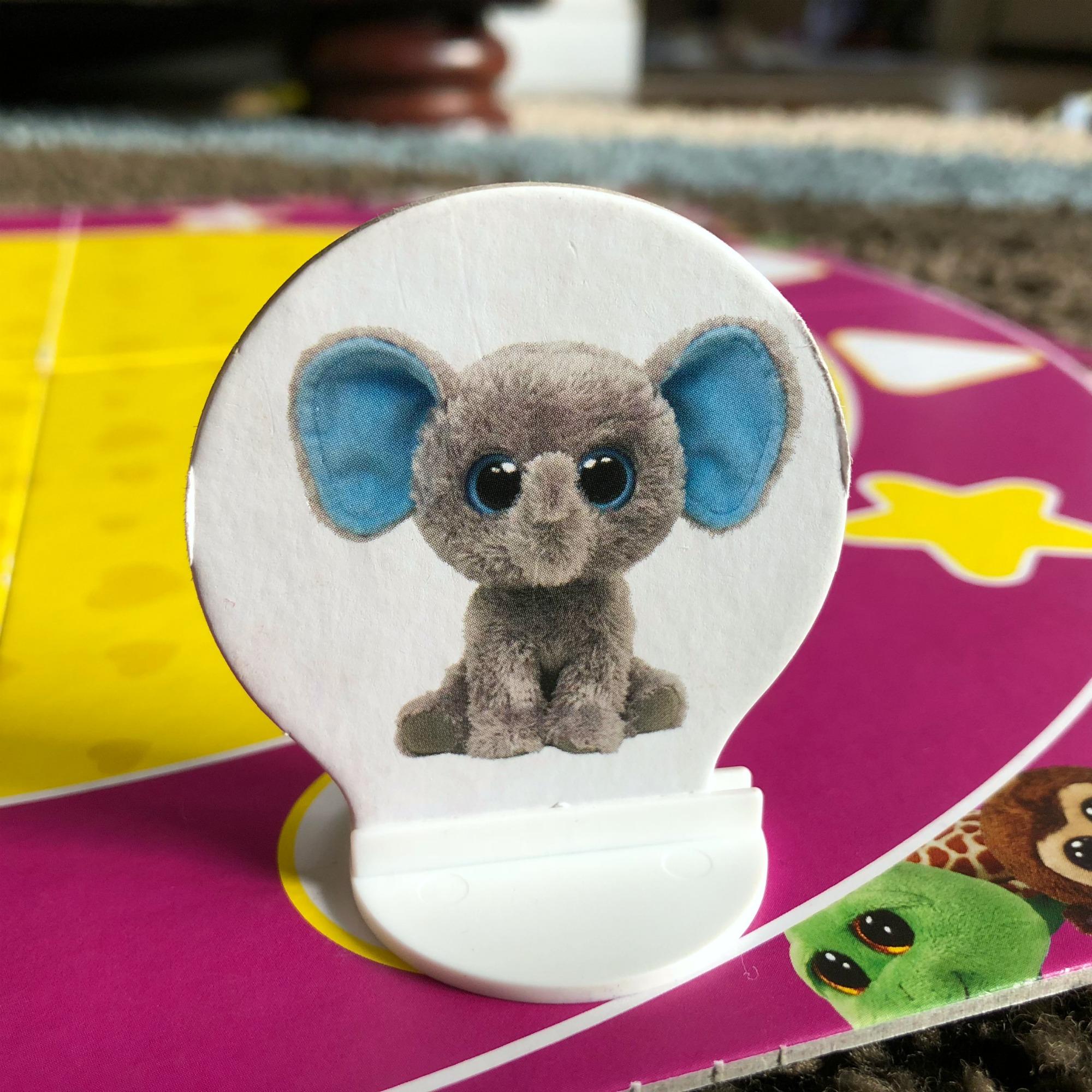 Beanie Boo Elephant