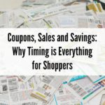 Coupons, Sales and Savings: Why Timing is Everything for Shoppers