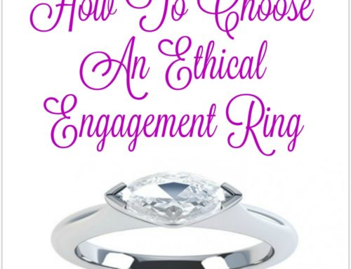 How To Choose An Ethical Engagement Ring