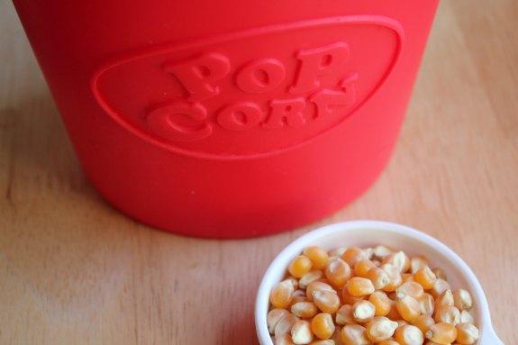 MumsPrefer Family Size Microwave Popcorn Popper