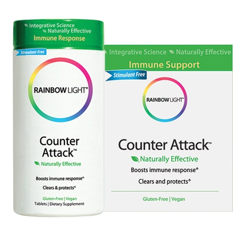 Rainbow Light Counter Attack
