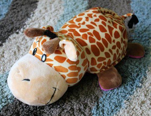 FlipaZoo: Two Cute Stuffed Animals in One!