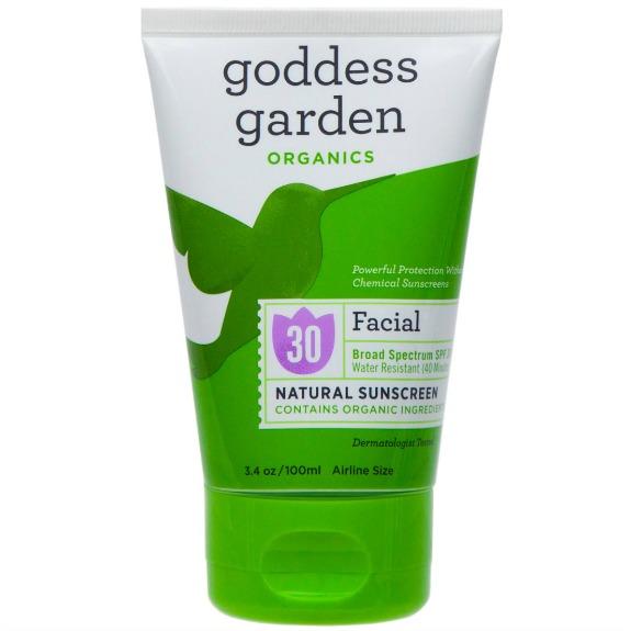 Goddess Garden Facial