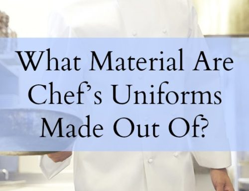 What Material Are Chef's Uniforms Made Out Of?