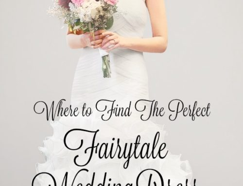 Where to Find that Perfect Fairytale Wedding Dress