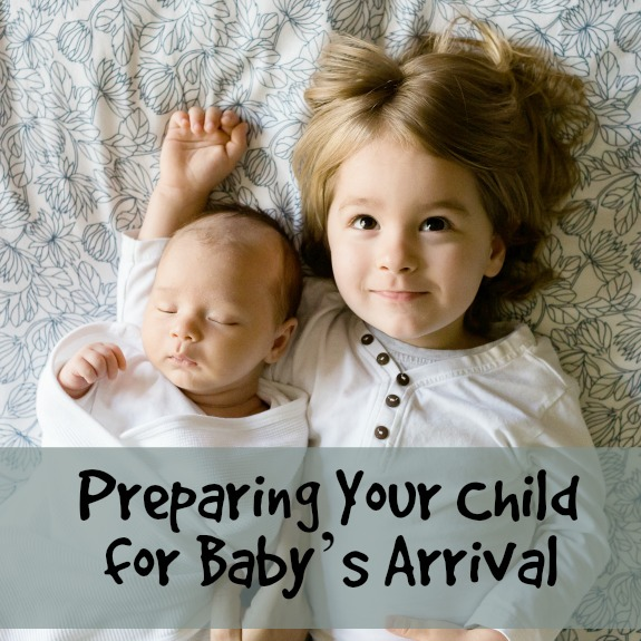 Preparing your Child for Baby's Arrival