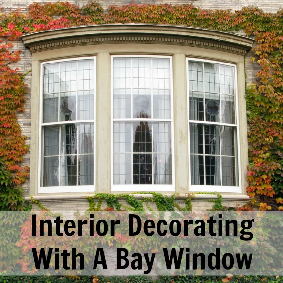 Interior Decorating With A Bay Window