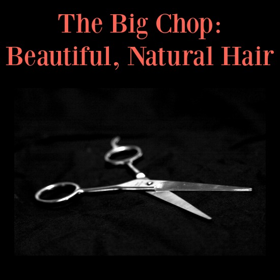 Big Chop Natural Hair