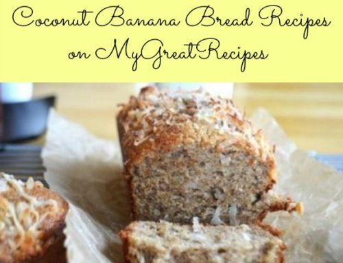The Best Coconut Banana Bread Recipes on MyGreatRecipes