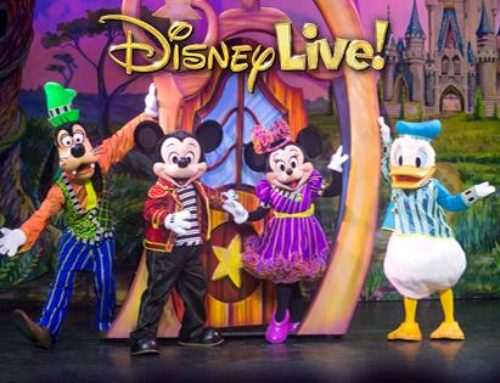 Our Fun Night at Disney Live! Presents Mickey and Minnie's Doorway to Magic