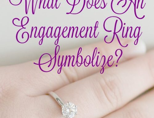 What Does An Engagement Ring Symbolize?