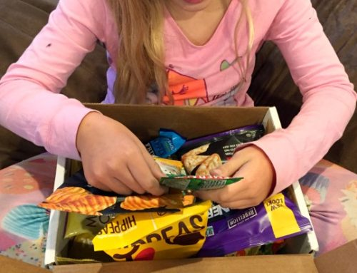 GREAT Kids Snack Box: Healthy Snacks Delivered Right to Your Door!