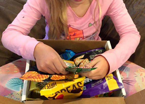 Great Kids Snack Box