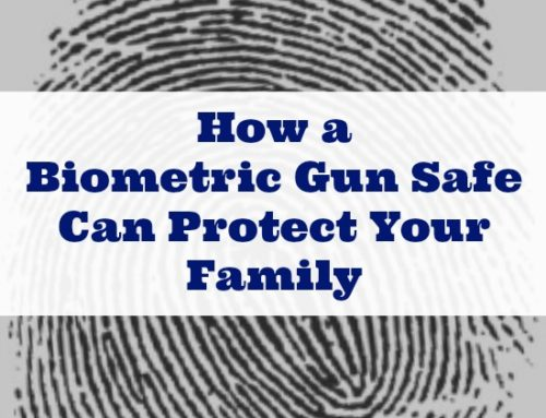 How a Biometric Gun Safe Can Protect Your Family