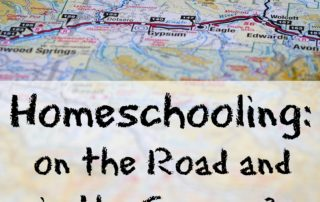 Homeschooling on the Road and in the Summer