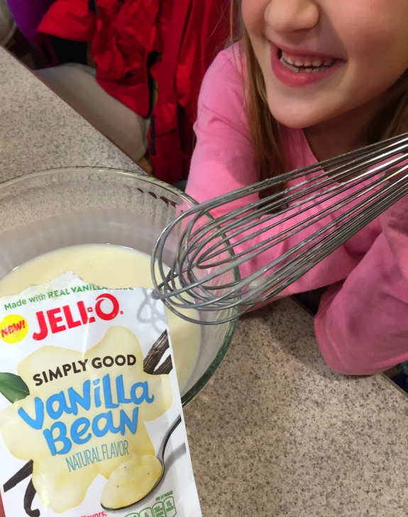 Jello Vanilla Bean Pudding