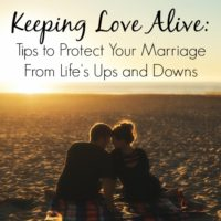 Marriage: Keeping Love Alive