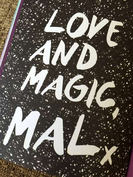 Mal's Diary Book Review