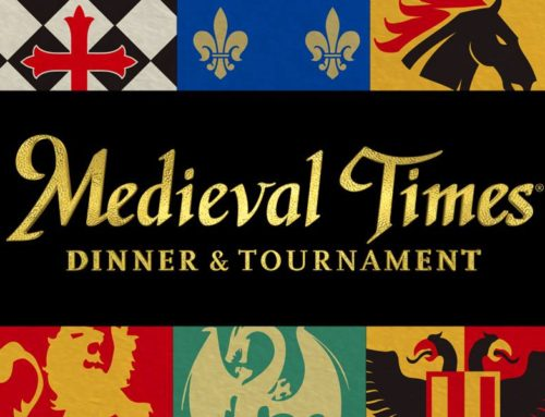 Our Awesome Medieval Times Dinner & Tournament Experience!