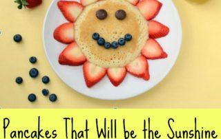 Pancake Recipes Vitamin D