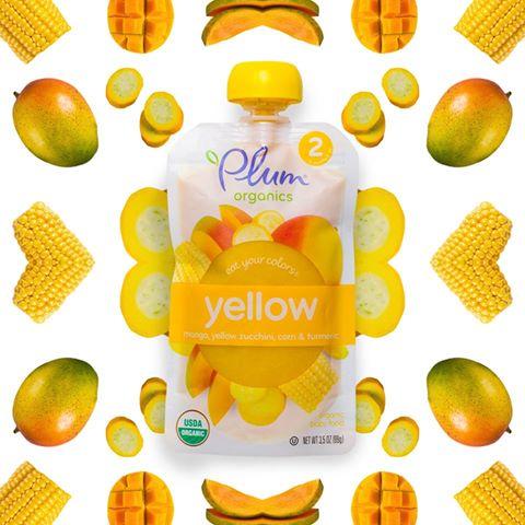 Plum Organics Baby Food
