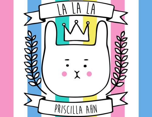"""Priscilla Ahn's """"La La La"""" Children's Album (**GIVEAWAY**)"""