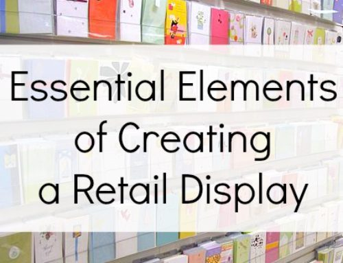 Essential Elements Of Creating a Retail Display