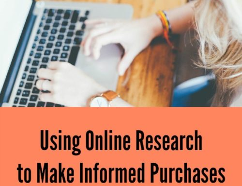 Using Online Research to Make Informed Purchases