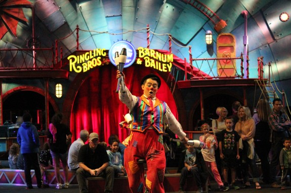 Ringling Bros. and Barnum & Bailey Circus XTREME!
